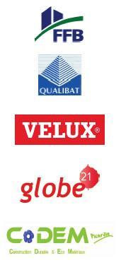 Couvreur Soissons : Logos Partenaires