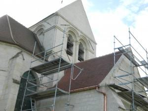 transept nord église de billy sur aisne