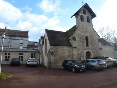 Chapelle St lazarde Senlis