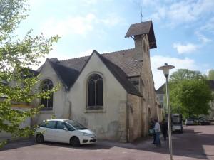 chapelle St Lazare de Senlis